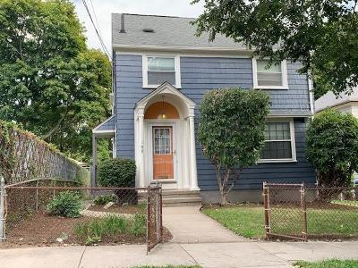 Providence Single Family Home For Sale: 109 Washington Avenue