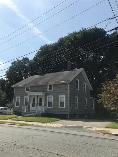 Lincoln Multi Family Home For Sale: 58 Chapel Street
