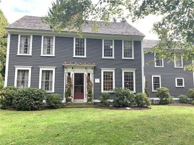 Cumberland Single Family Home For Sale: 7 Old West Wrentham Road