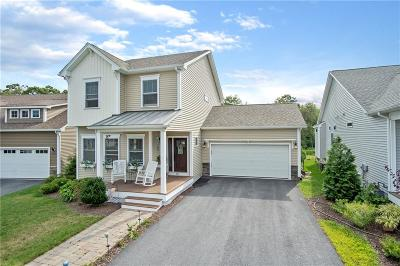North Kingstown Single Family Home For Sale: 59 Morningside Drive