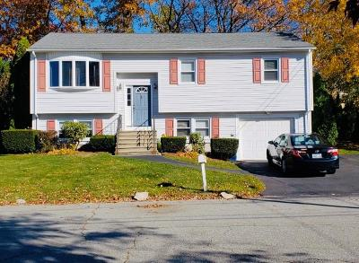 North Providence Single Family Home For Sale: 172 Friendship Street