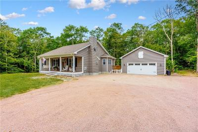 Single Family Home For Sale: 136 Collins Road