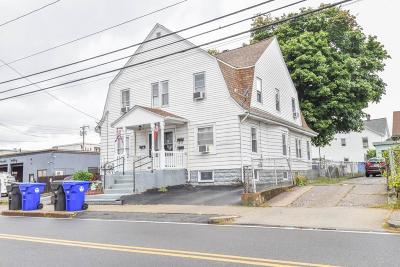 Central Falls Multi Family Home For Sale: 305 Hunt Street
