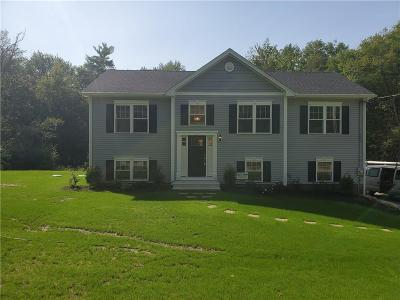 Glocester Single Family Home For Sale: 7 Pine Orchard Road
