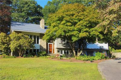 Cumberland Single Family Home For Sale: 34 Thompson Hill Drive