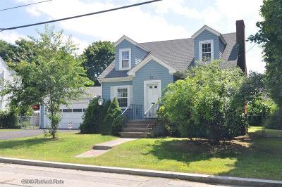 East Providence Single Family Home For Sale: 59 Thurston Street