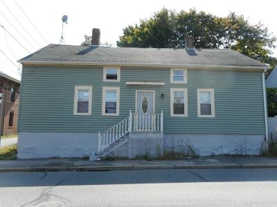 Providence Multi Family Home For Sale: 758 Branch Avenue