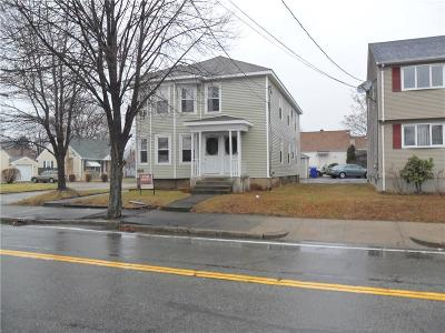 Pawtucket Multi Family Home For Sale: 310 Benefit Street