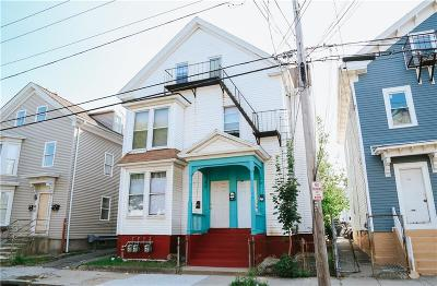 Providence Multi Family Home For Sale: 160 Bellevue Avenue