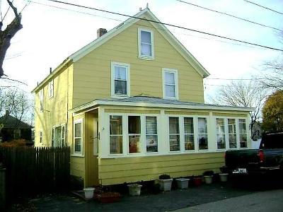 Warwick Single Family Home For Sale: 85 Oniska Street