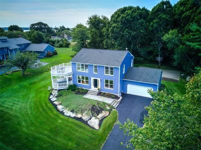Narragansett Single Family Home For Sale: 85 Crosswynds Drive