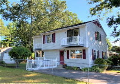 Coventry Single Family Home For Sale: 419 Shady Valley Road