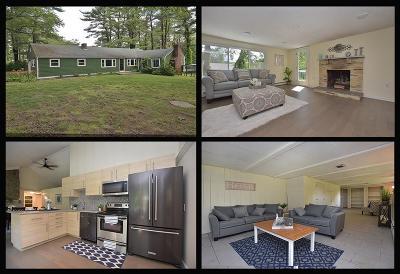 Smithfield Single Family Home For Sale: 25 Breezy Knoll Road