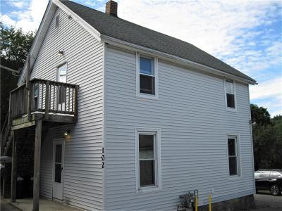 Westerly Multi Family Home For Sale: 102 Oak Street