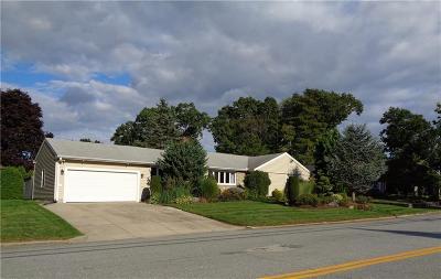 Cranston RI Single Family Home For Sale: $389,900