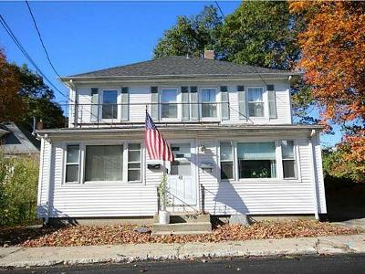 West Warwick Multi Family Home For Sale: 44 Clyde Street