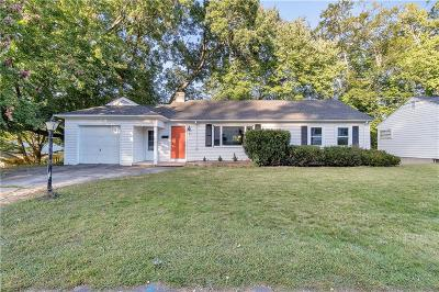 North Providence Single Family Home For Sale: 2 Plymouth Road