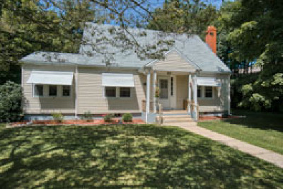 Exeter Single Family Home For Sale: 319 Nooseneck Hill Road