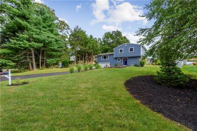 South Kingstown Single Family Home For Sale: 212 Greenwood Drive