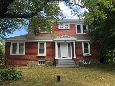 Charlestown Single Family Home For Sale: 63 Columbia Heights Road