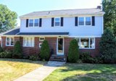 Providence Single Family Home For Sale: 161 Gentian Avenue