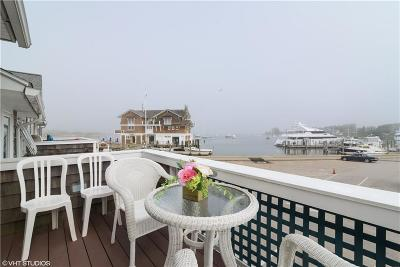 Westerly Condo/Townhouse For Sale: 121 Bay Street #E7