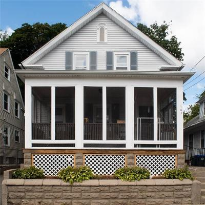 Providence Single Family Home For Sale: 161 Briggs Street