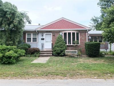 North Providence Single Family Home For Sale: 5 Manning Street