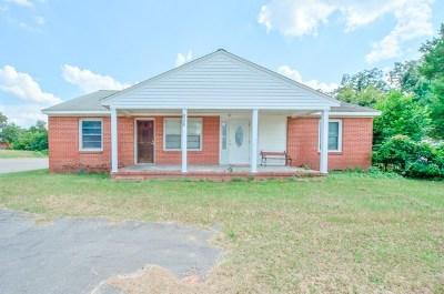 Aiken Single Family Home For Sale: 642 York Street NE