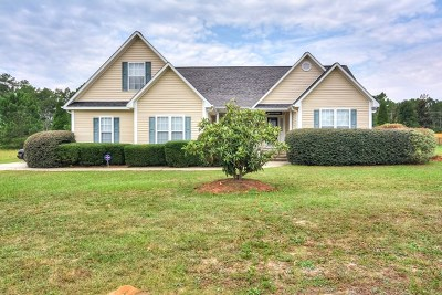 Aiken Single Family Home For Sale: 115 Highgrove Ct