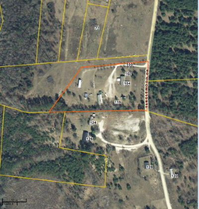 Edgefield County Residential Lots & Land For Sale: 102 Tanglewood Dr