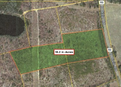 Aiken County Residential Lots & Land For Sale: 4 & 7 South Dixie
