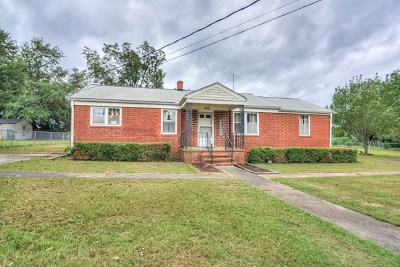 Aiken Single Family Home For Sale: 545 Peach Orchard Place