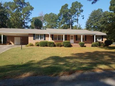 Aiken Single Family Home For Sale: 1009 Valley