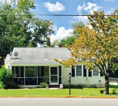 Aiken Single Family Home For Sale: 3605 Vaucluse Road