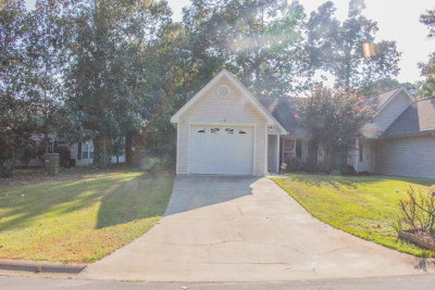 Aiken County Single Family Home For Sale: 338 Southbank Dr