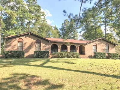 North Augusta Single Family Home For Sale: 1908 Hickory Hill Drive
