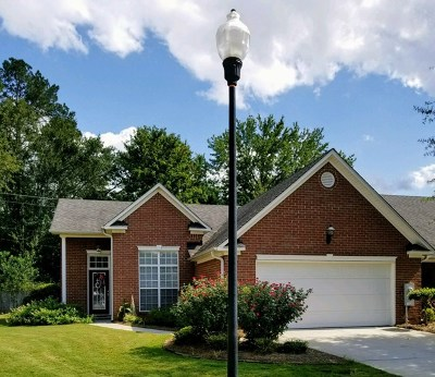 Aiken Single Family Home For Sale: 1167 Carriage Drive