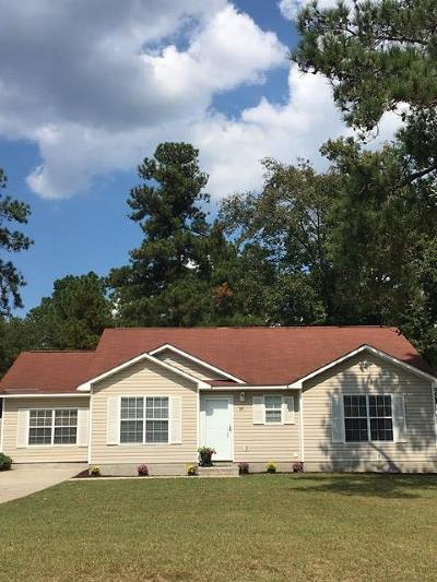 Edgefield County Single Family Home For Sale: 35 Laurel Oaks Dr