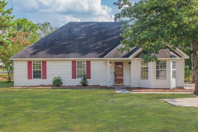 Edgefield County Single Family Home For Sale: 157 Murrah Rd