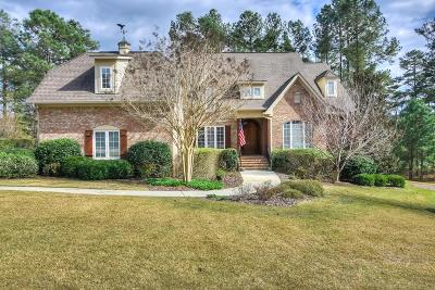 Aiken Single Family Home For Sale: 396 Forest Pines Rd