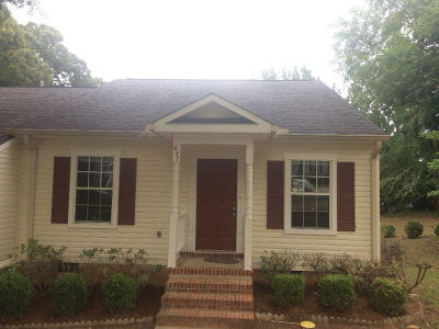 Aiken County Single Family Home For Sale: 447 Carriage Ln