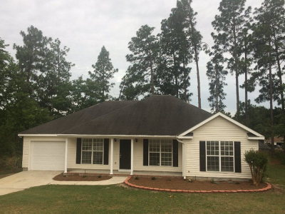 North Augusta Single Family Home For Sale: 121 Stirrup Cup Ct