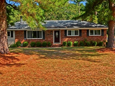 Aiken County Single Family Home For Sale: 2112 Banks Road