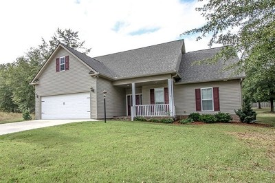 Aiken County Single Family Home For Sale: 142 Gentle Breeze Court