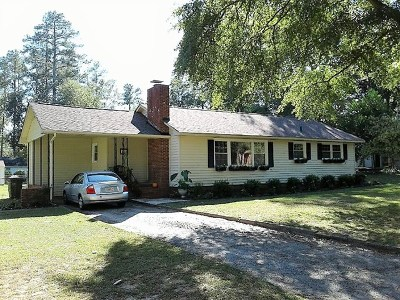 Aiken County Single Family Home For Sale: 1013 Hitchcock Drive