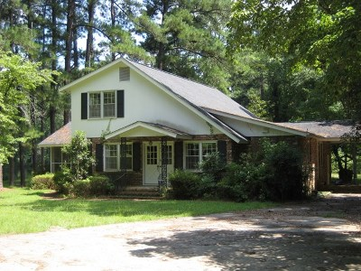 Aiken Single Family Home For Sale: 3061 Farmer Road