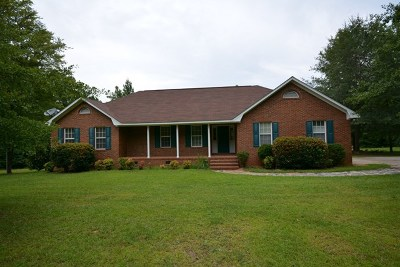 Edgefield County Single Family Home For Sale: 213 Moore Road