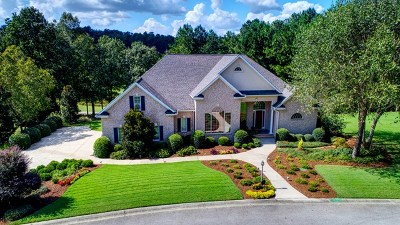 Aiken Single Family Home For Sale: 106 Longwood Green Ct