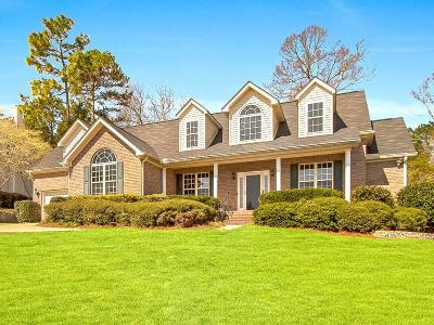 North Augusta Single Family Home For Sale: 146 Lake Murray